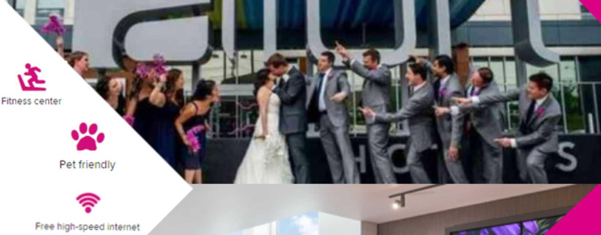 Weddings at Aloft Seattle Sea-Tac Airport