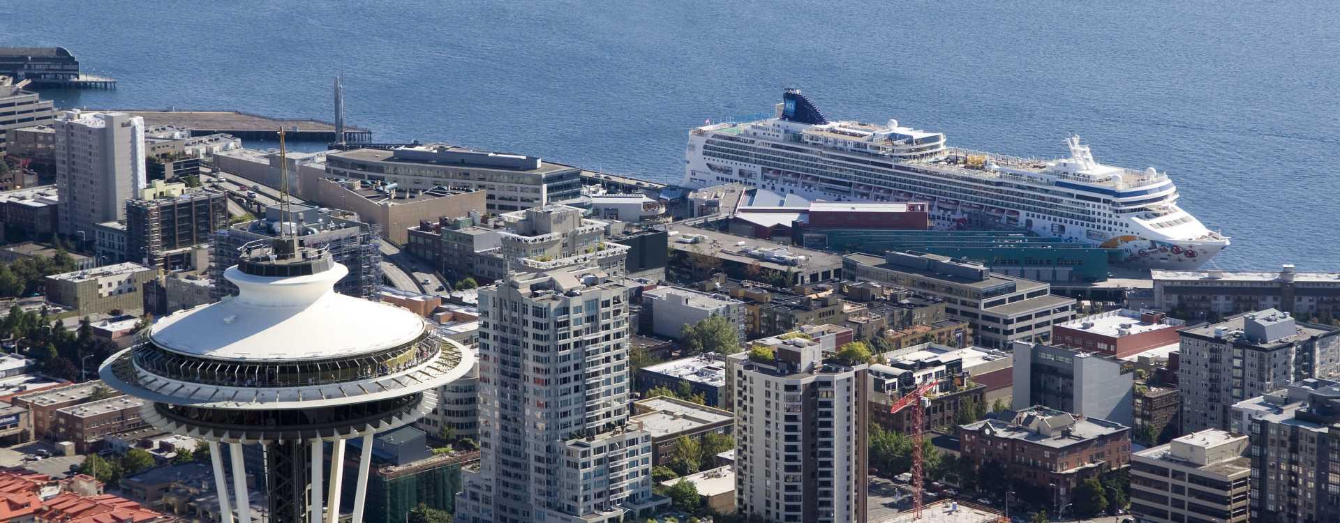 Bell Street Cruise Terminal - Pier 66