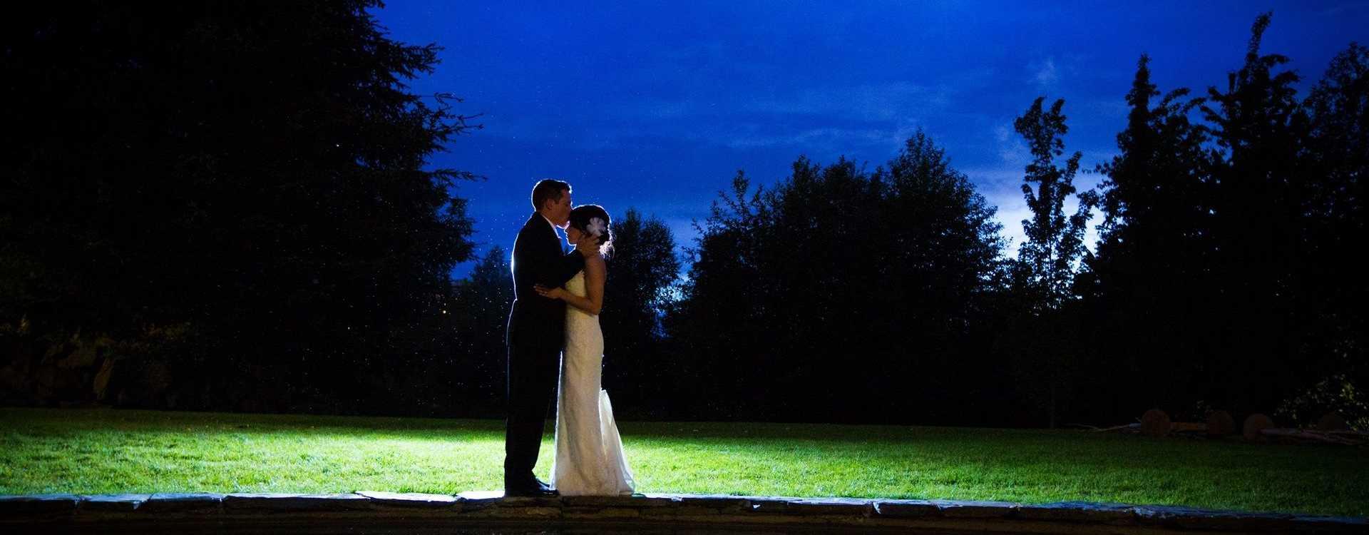 Moonlit Wedding