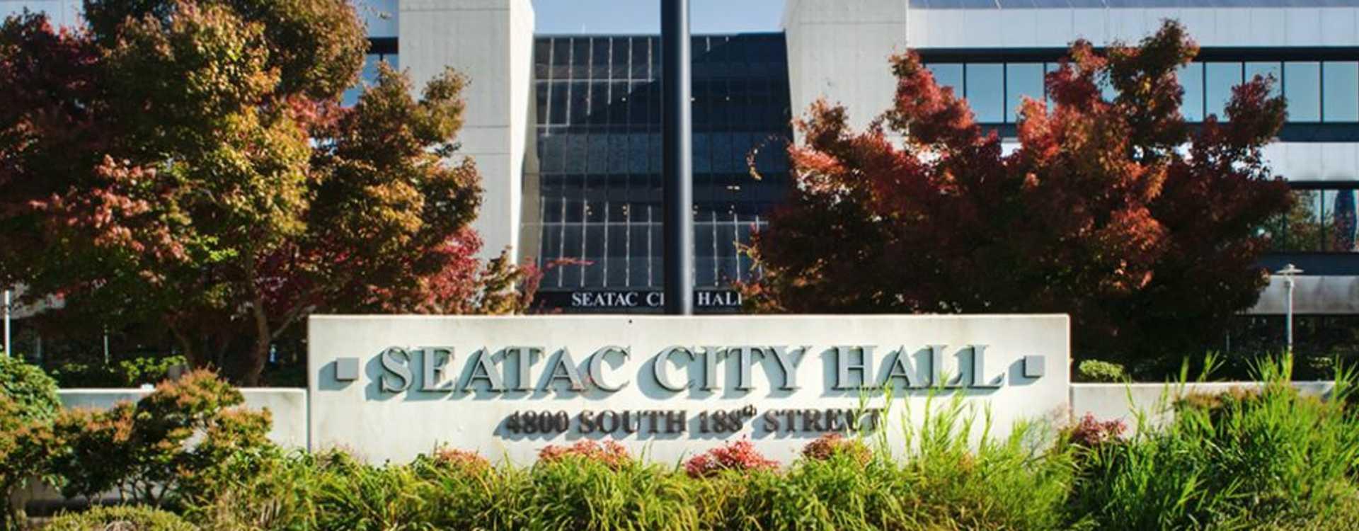 City of SeaTac City Hall