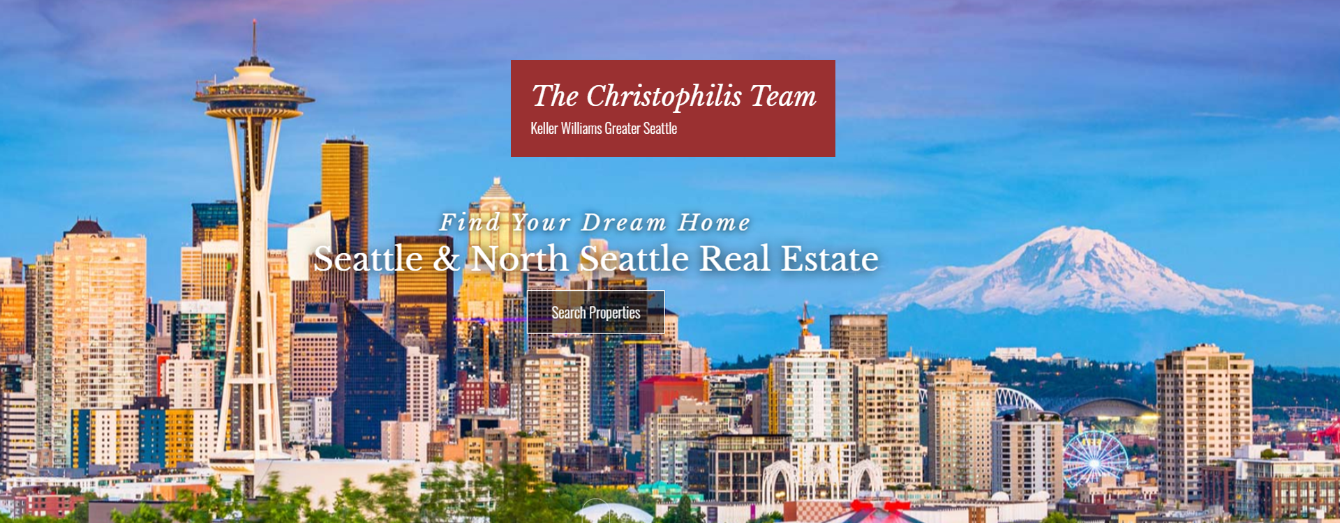 Christophilis Team-Keller Williams Realty Seattle Real Estate