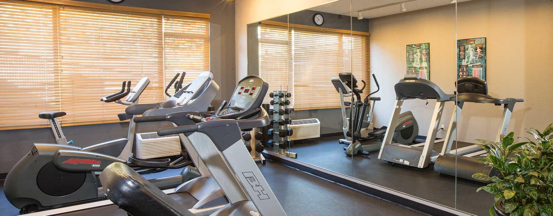 Coast Gateway Hotel Fitness Centre