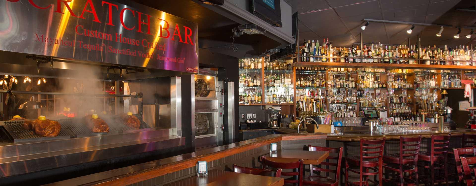 Coast Gateway Hotel Sharps Restaurant
