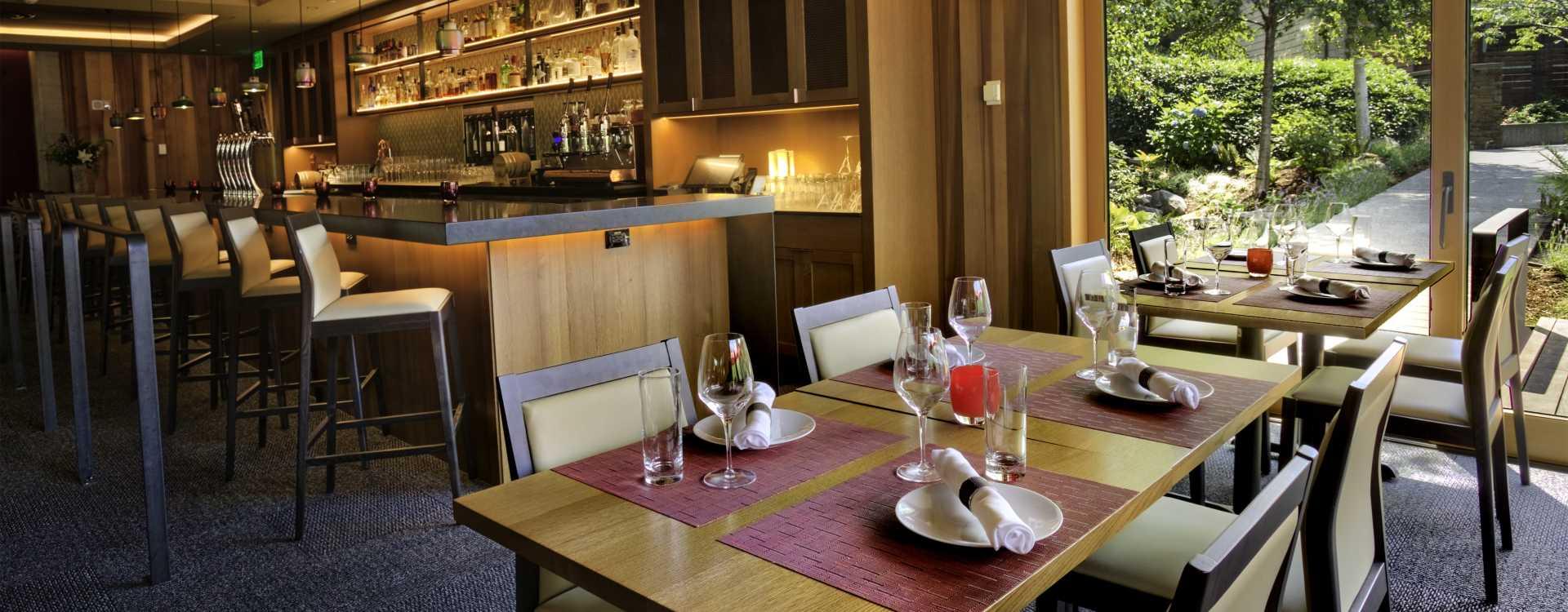 Copperleaf Bar and Terrace Interior
