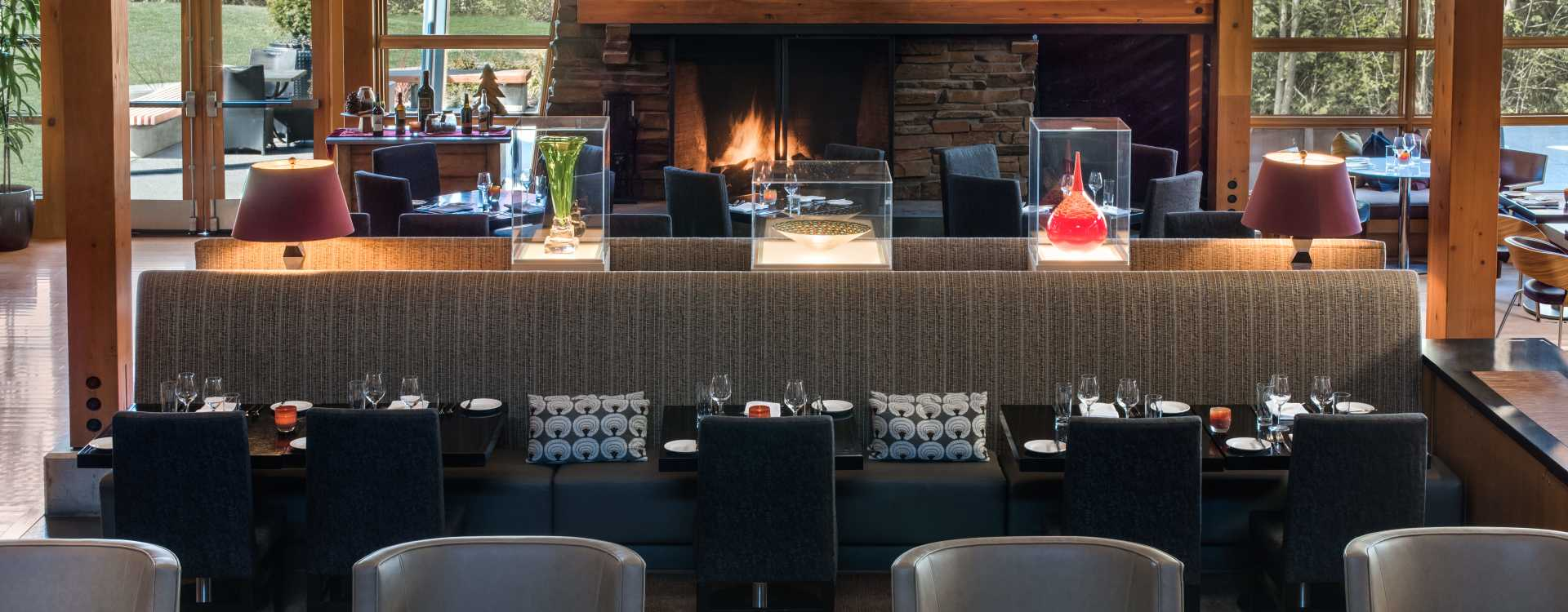 Copperleaf Restaurant Dining Room