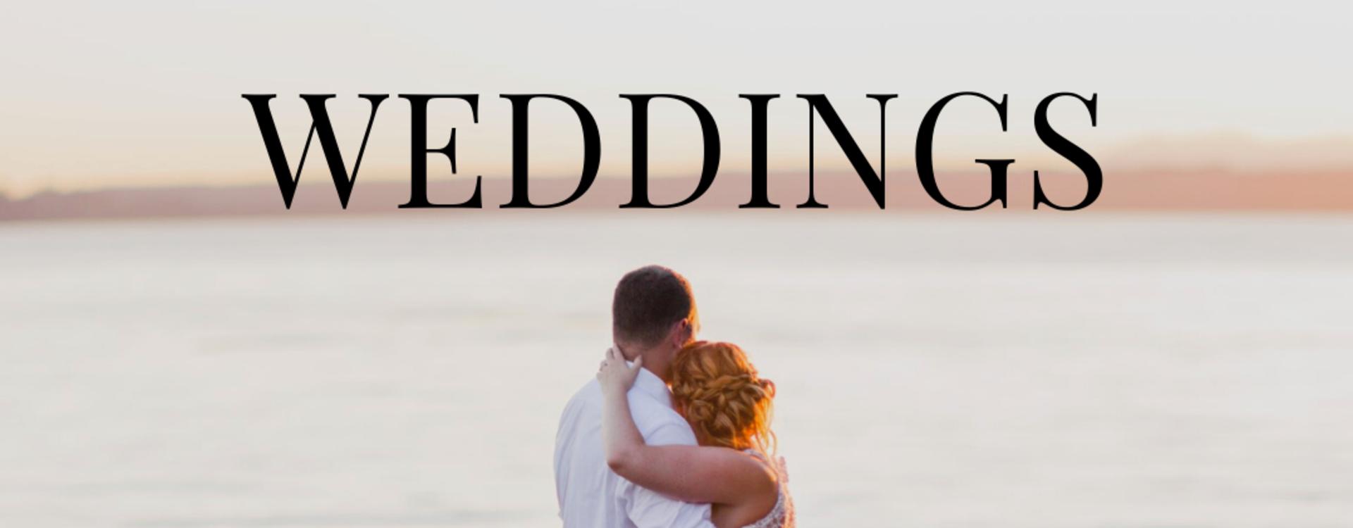 Des Moines Beach Park Weddings