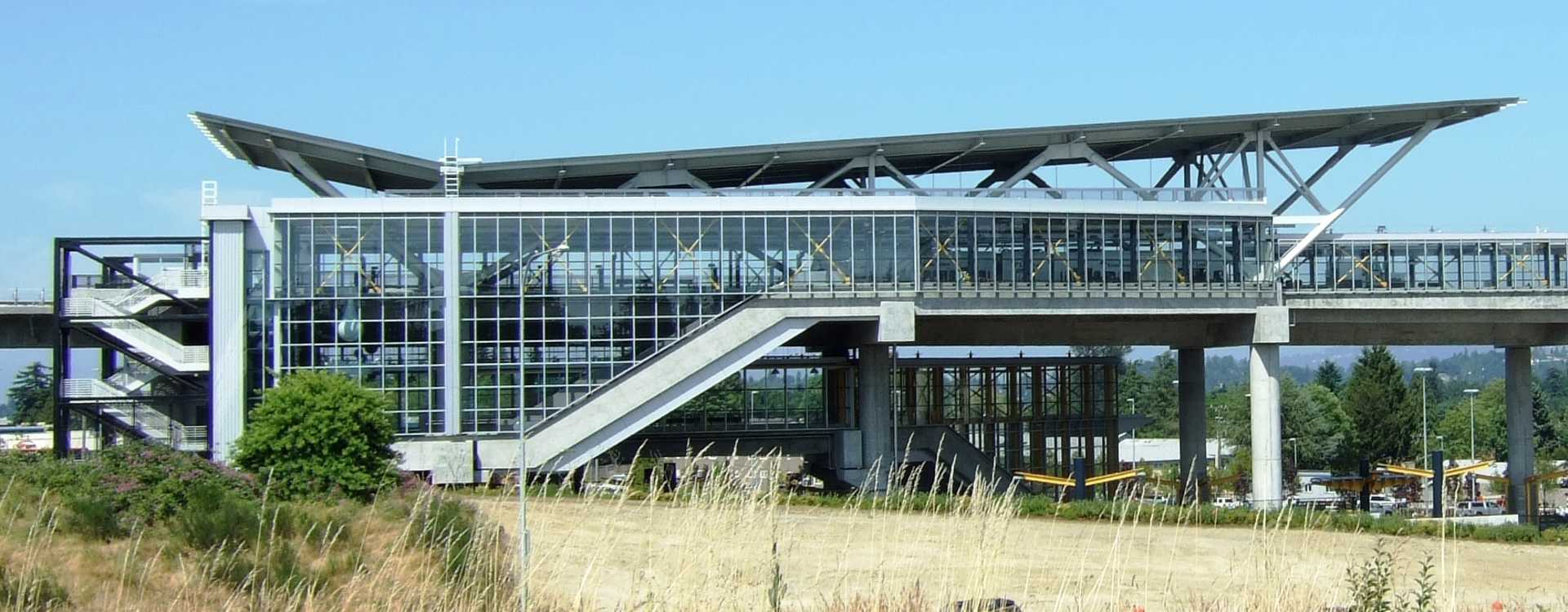 Tukwila Light Rail Station