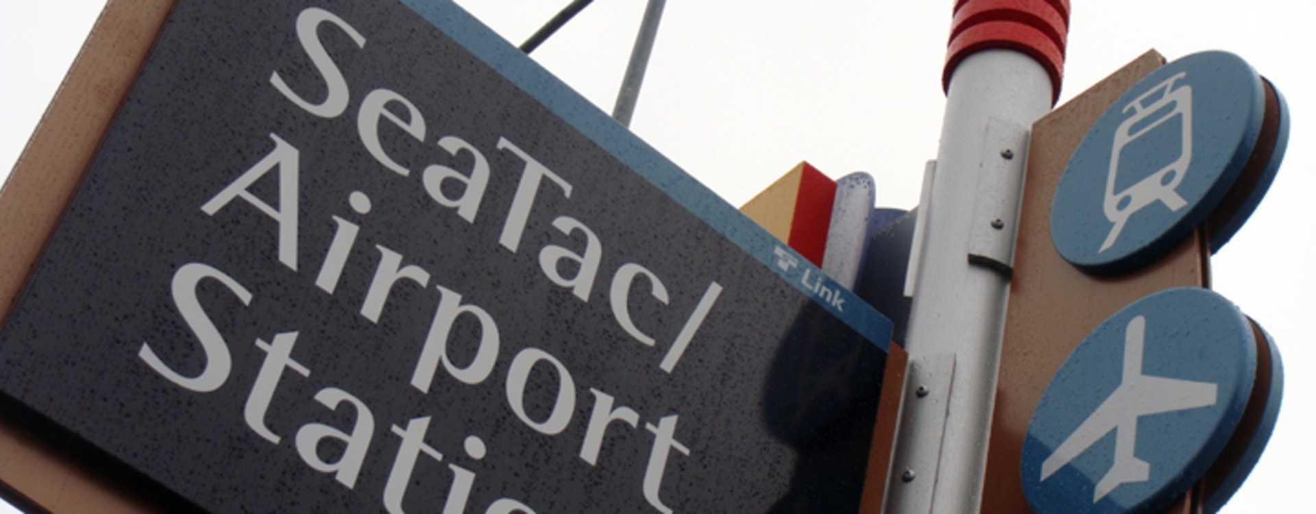 SeaTac Airport Station