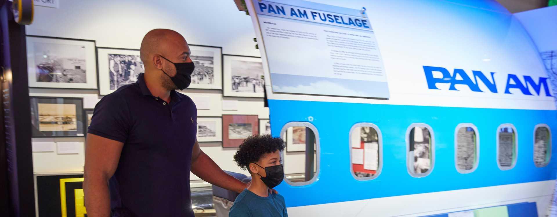 Pan Am Exhibit