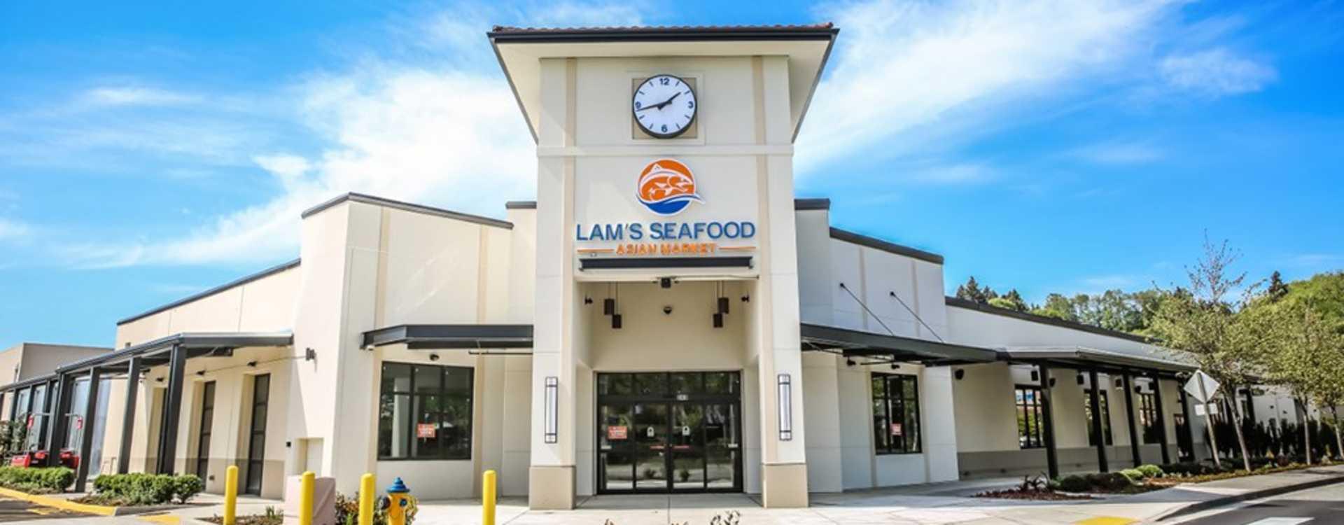 Lam's Seafood Asian Market
