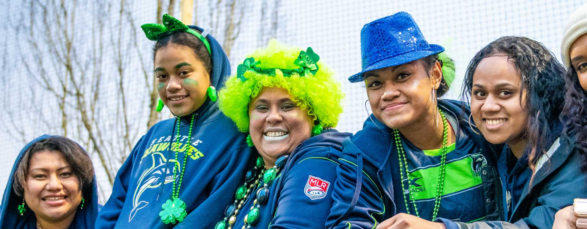 Seattle Seawolves Fans