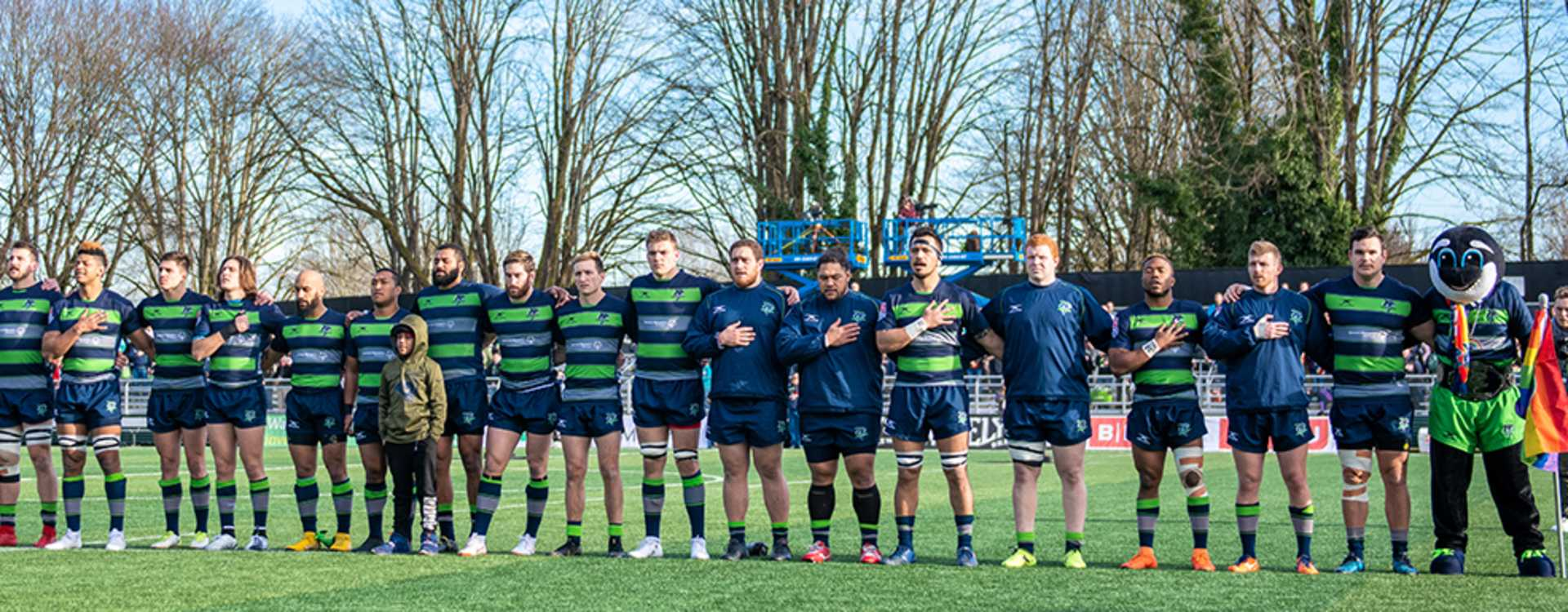 Seattle Seawolves Team