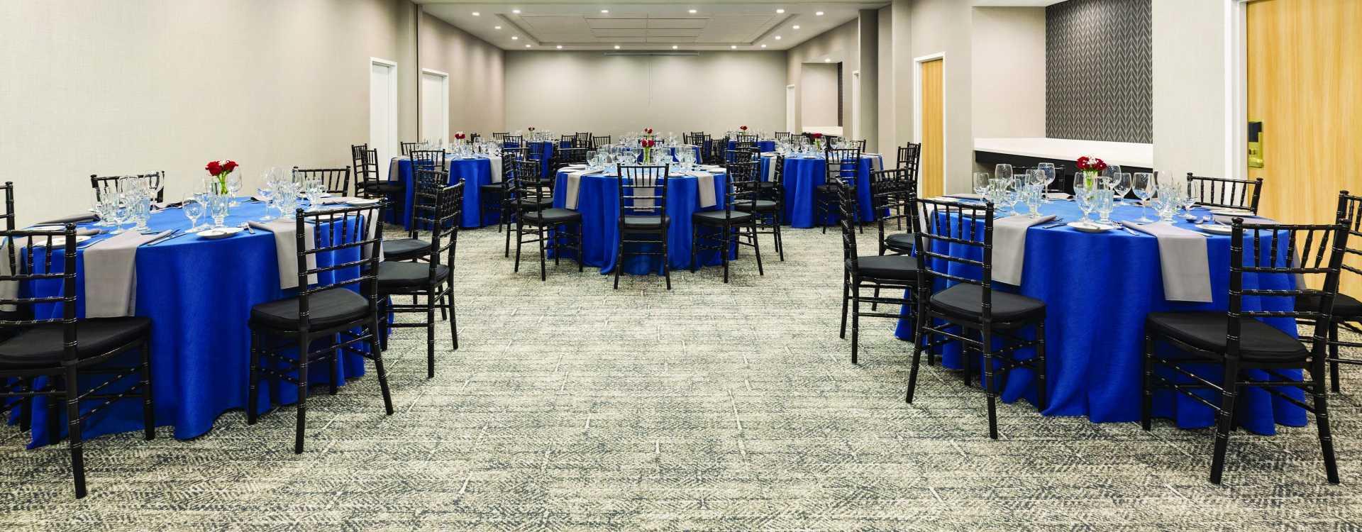 Radisson Hotel Seattle Airport Juan Ballroom