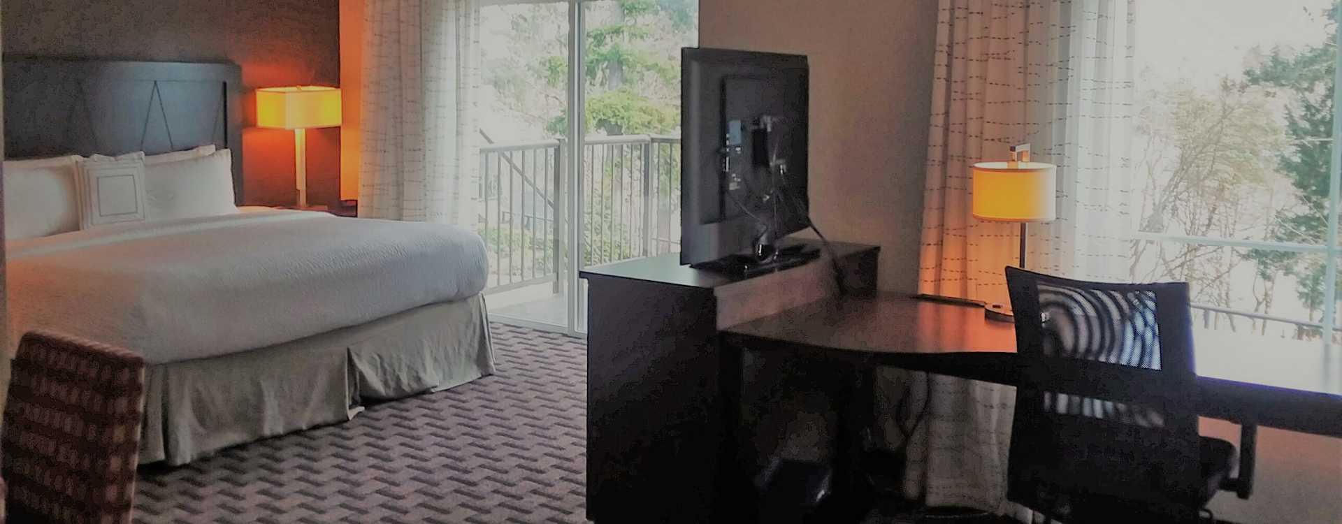 Full Suite Guestroom