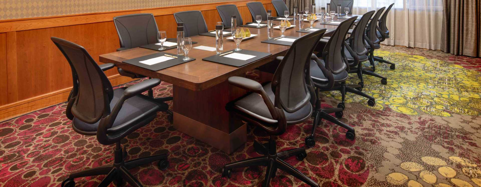 Pinnacle Board Room