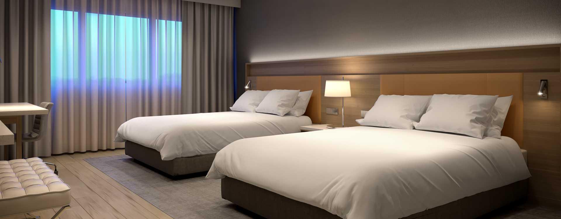 Standard 2 Bedded Queen Room