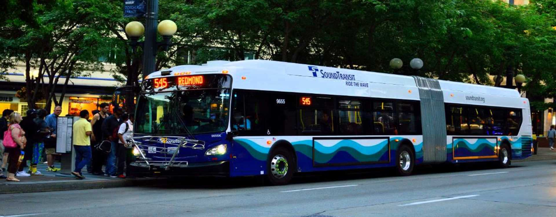 Sound Transit Express Bus
