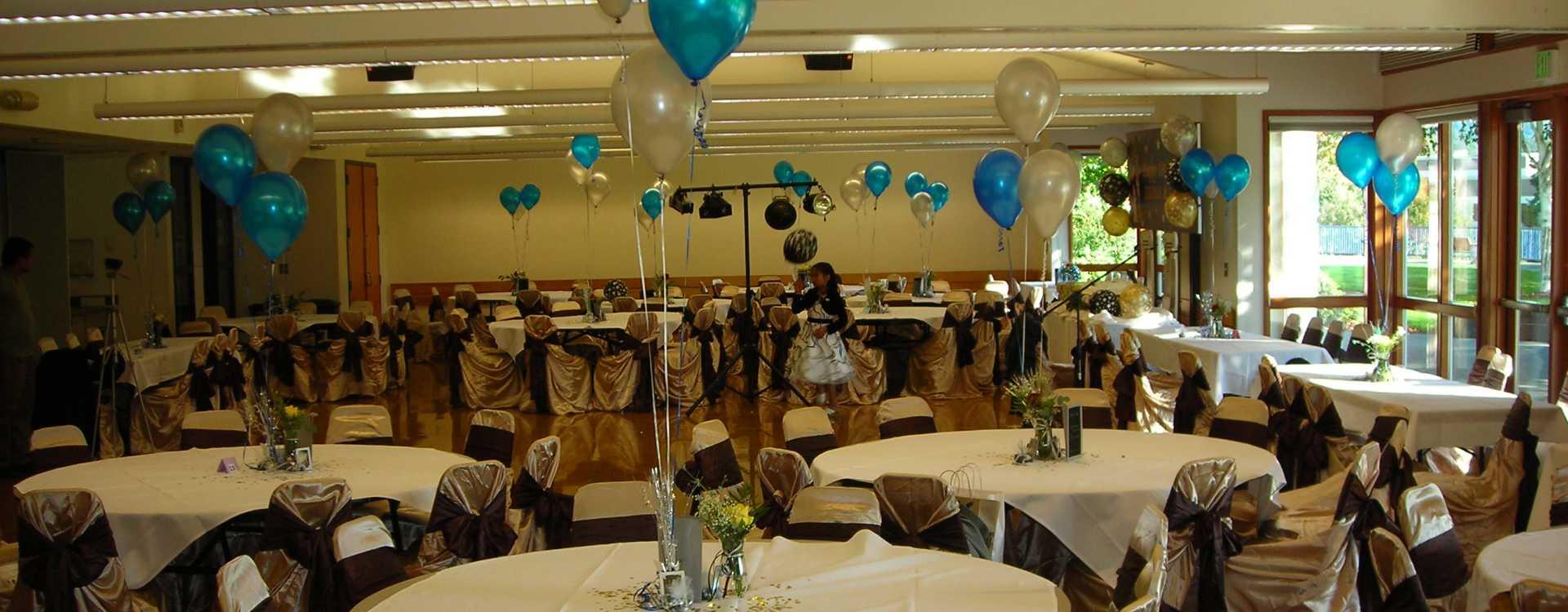 Tukwila Community Center Social Event