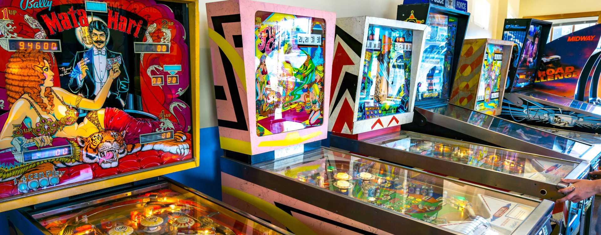 Waterland-Arcade