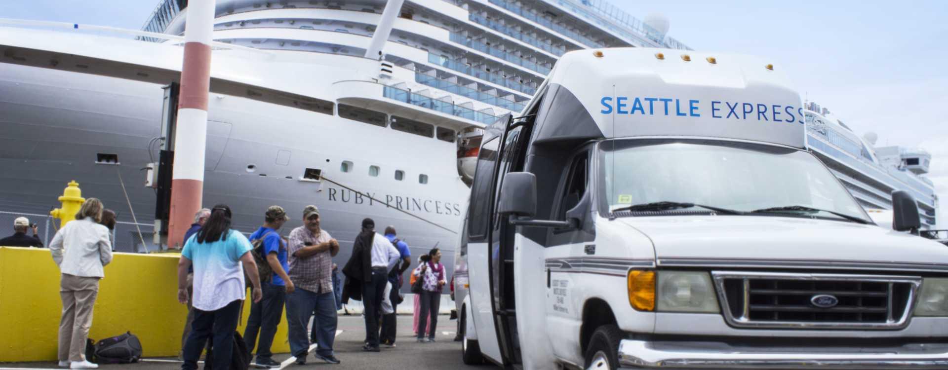 Cruise Ship Transfer