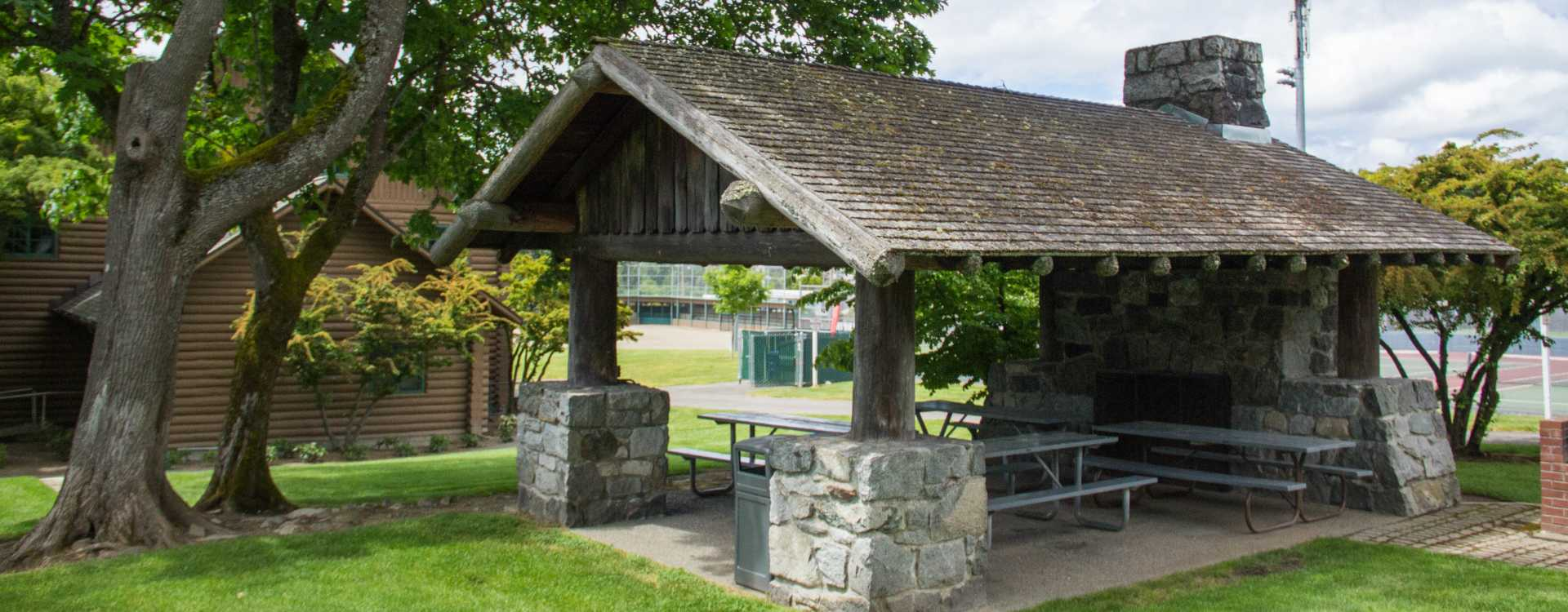 Field House Picnic Shelter