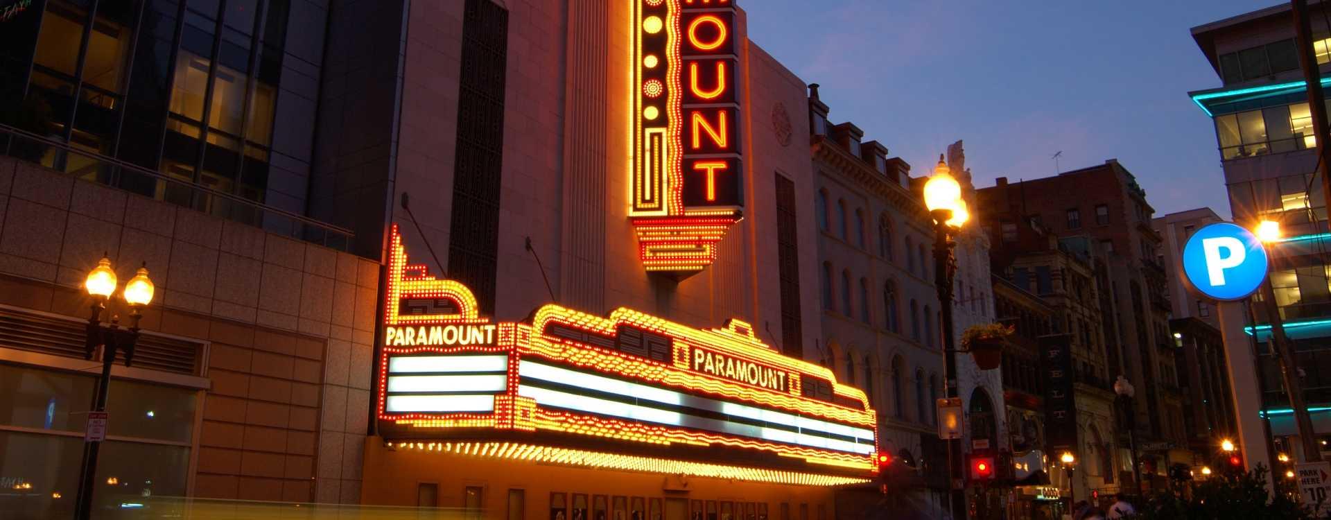 The Paramount Theatre