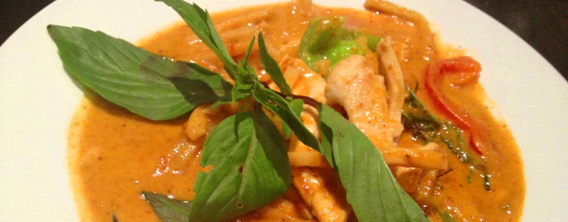 Bai Tong Thai Food in Tukwila