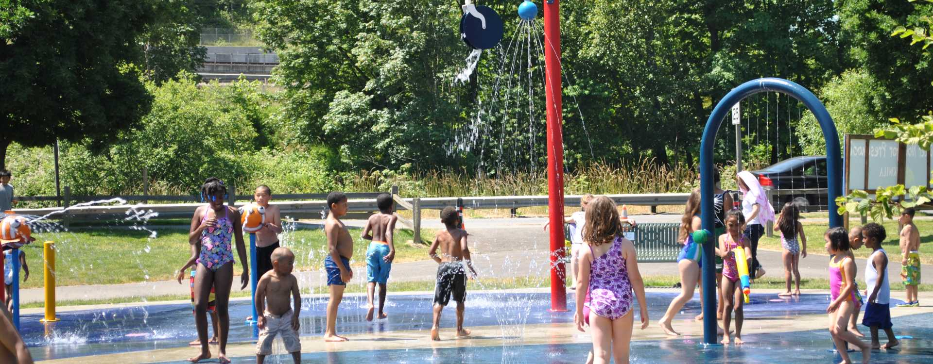 Tukwila Splash and Spray Park