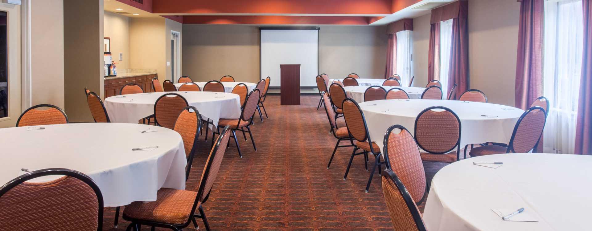 Hampton Inn Seattle Airport Meeting Room