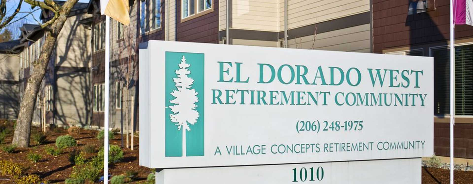 EL DORADO WEST RETIREMENT COMMUNITY
