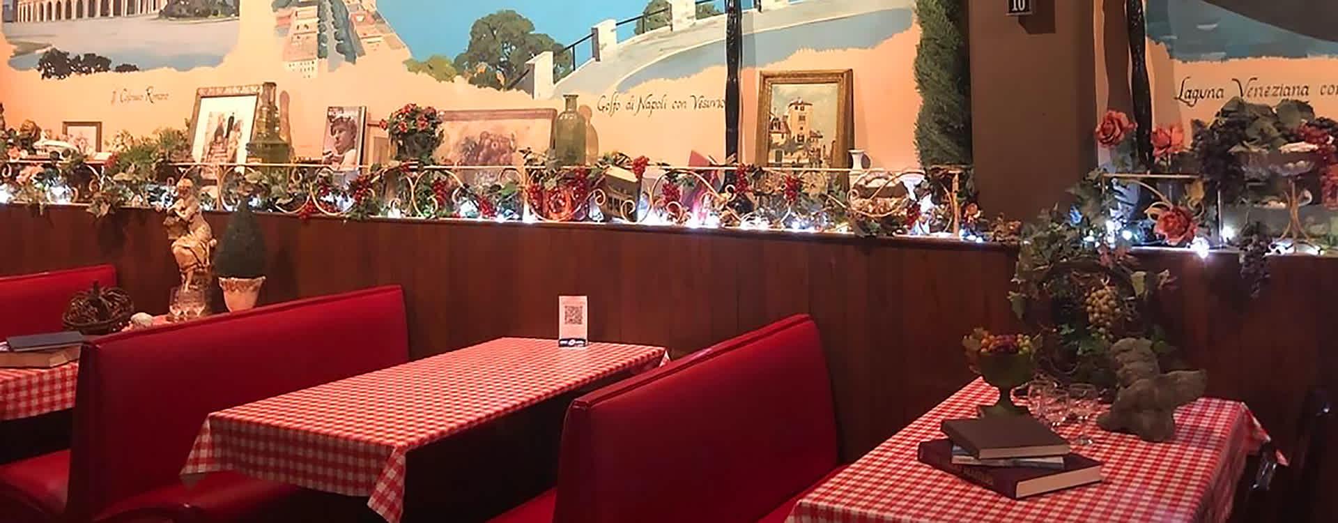 Vince's Italian Restaurant in Burien