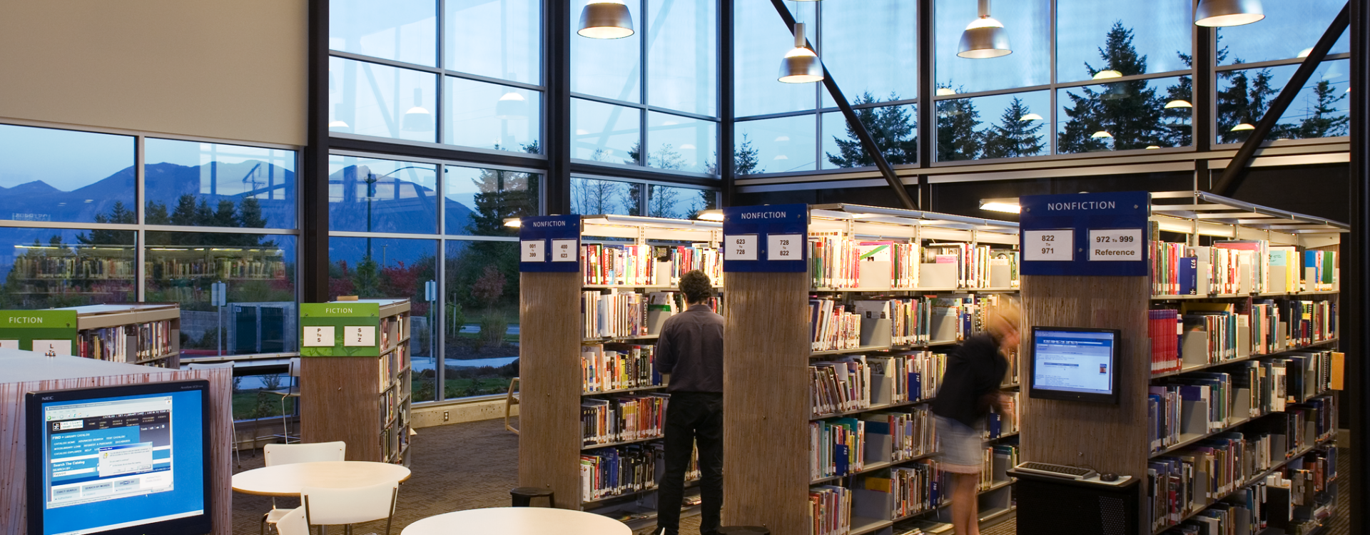 KING COUNTY LIBRARY - BURIEN
