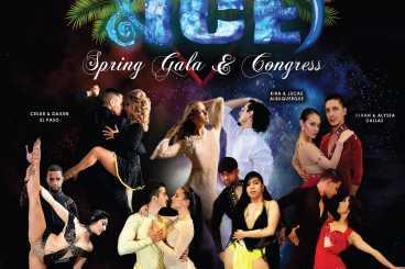 2nd Annual Fire & Ice Salsa Spring Ball & Festival