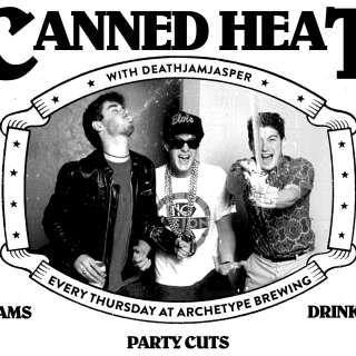 Canned Heat Vinyl Night