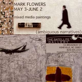 50106f9b5 (ambiguous narratives) One-person Art Exhibit
