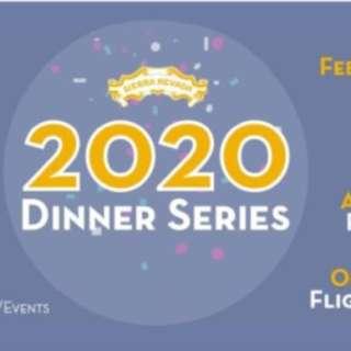 2020 Beer Dinner Series at Sierra Nevada