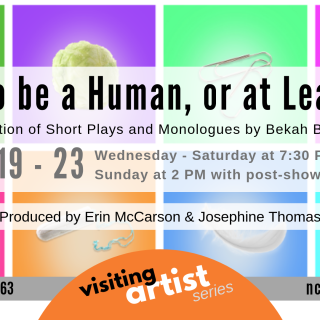 Visiting Artist Series: How to Be Human