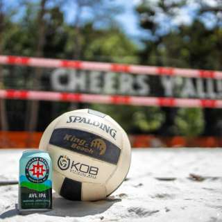 Globallin: Glow in The Dark Volleyball