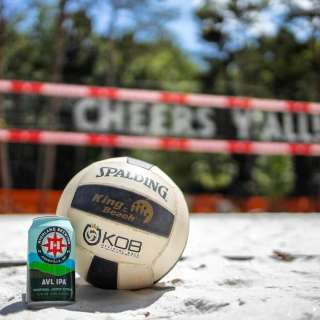 $5 Volleyball Pickup at Highland Brewing