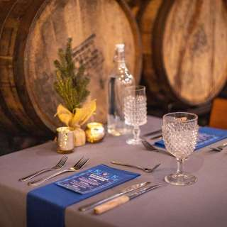 Cold Mountain Beer Dinner at the Brewery