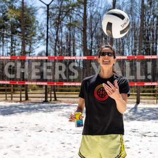 VolleyBOO Tournament at Highland Brewing