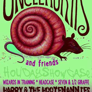Uncle Kurtis and Friends Holiday Showcase