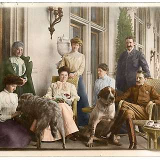 NEW! A Vanderbilt House Party: The Gilded Age – Feb. 8 through May 27, 2019
