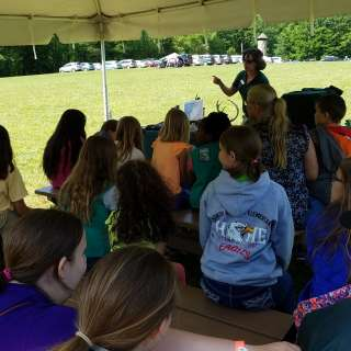 Spring Girl Scout Day