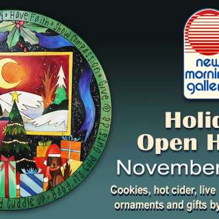 New Morning Gallery Holiday Open House