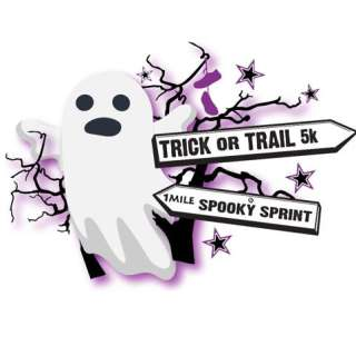 Trick or Trail 5k and Spooky Sprint 1 Mile