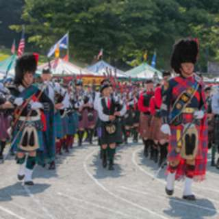 Grandfather Mountain Highland Games - 64th Annual