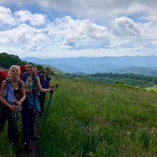 Women's Appalachian Trail Extended Backpacking Trip: June 7-12, 2020