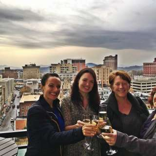 Experience Asheville from the Rooftops with Us! 10% off