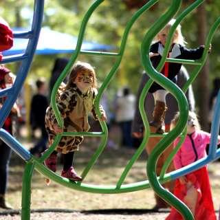 Fall Festival at Lake Julian Park